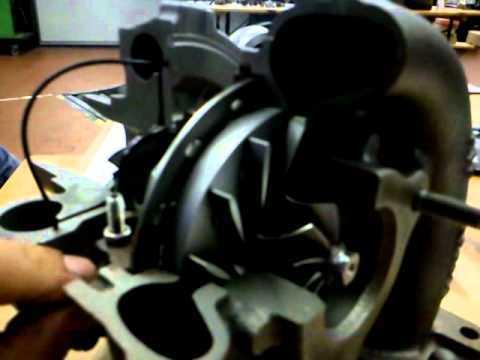Quot Mechanische Quot Vtg 252 Berduck Gt22v Gt2052v Video