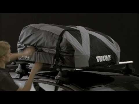 thule slidebar 891 893 video. Black Bedroom Furniture Sets. Home Design Ideas
