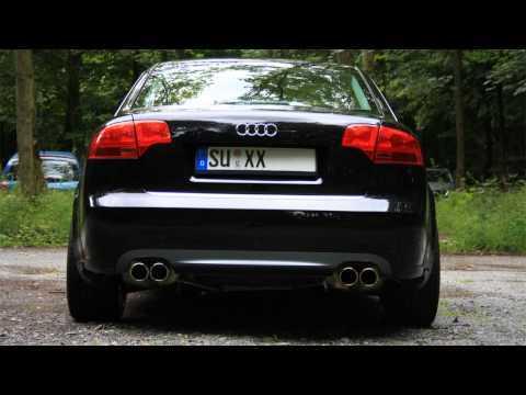 Audi6 on A3 1 8t 3 Zoll Friedrich Motorsport Ab Kat Im Stand
