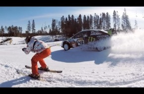 GoPro: Ken Block in Russia