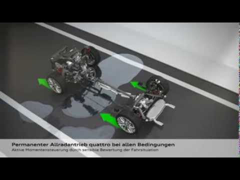 audi tt 2014 animation allradantrieb quattro. Black Bedroom Furniture Sets. Home Design Ideas