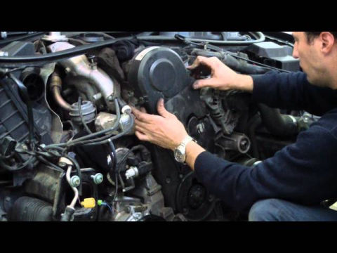 Audi A4 1 9 Tdi 2002 Awx Change Timing Belt