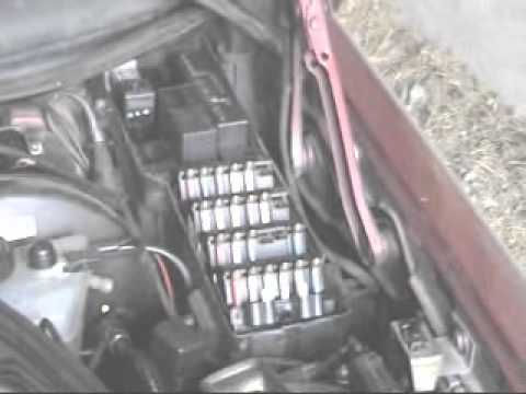 dieselpumpuk w124 om606 Dyno 508 5atw Video