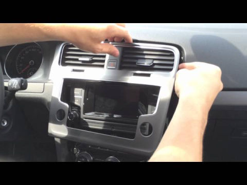 mazda 6 mittelkonsole radio ausbauen teil 1 von 3 video. Black Bedroom Furniture Sets. Home Design Ideas