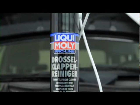klimaanlagen reiniger von liqui moly video. Black Bedroom Furniture Sets. Home Design Ideas