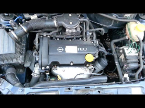 corsa c timing chain woes video. Black Bedroom Furniture Sets. Home Design Ideas