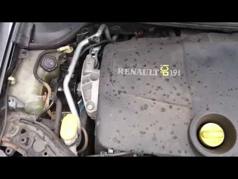 renault megane 2 - ?????? ???????????? - tacho kombiinstrument video