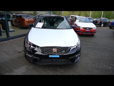 Klapperndes Panoramadach Seat Leon St 2017 Video