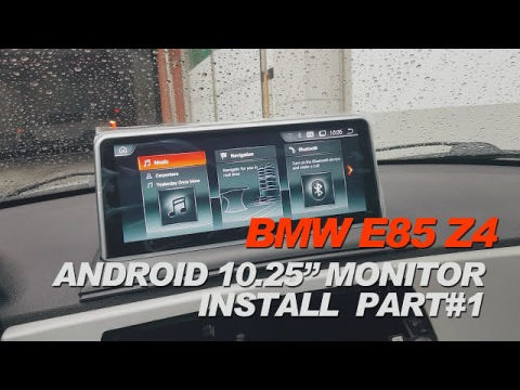 Mercedes INSTALL Android PART3 comand facelift 10,25 inch