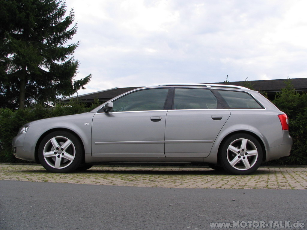 Audi audi a4 coup : 2004 Audi A4 Avant 1.8 T Multitronic related infomation ...
