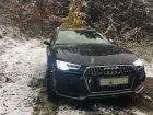 Audis A4 im Trekking-Outfit (A4 Allroad 3.0TDI)