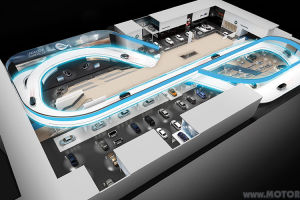 BMW Messestand IAA 2013
