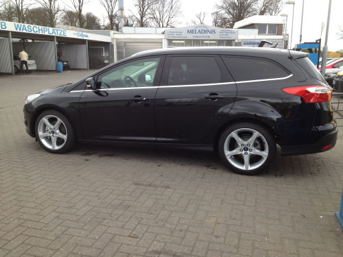 Ford Focus Mk3 2.0 TDCi Turnier