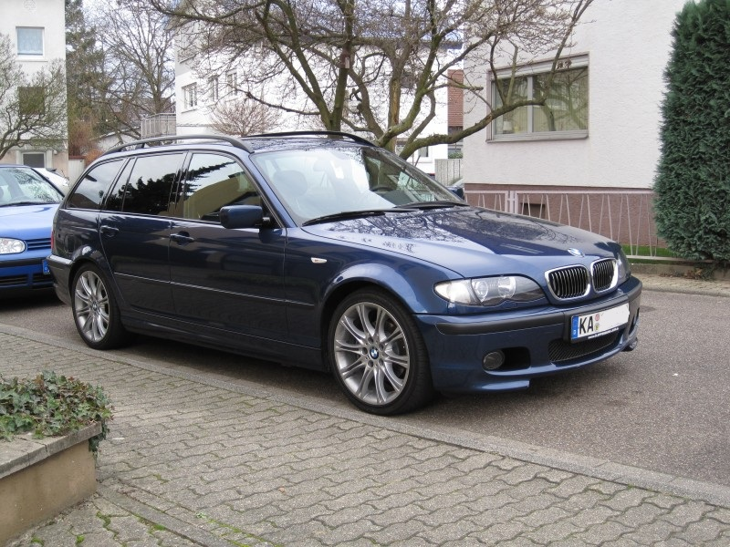 bmw 320d touring e46 zu verkaufen biete. Black Bedroom Furniture Sets. Home Design Ideas
