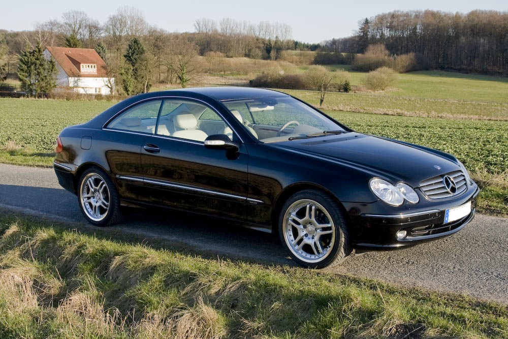 Mercedes clk w209 forum for Mercedes benz forum