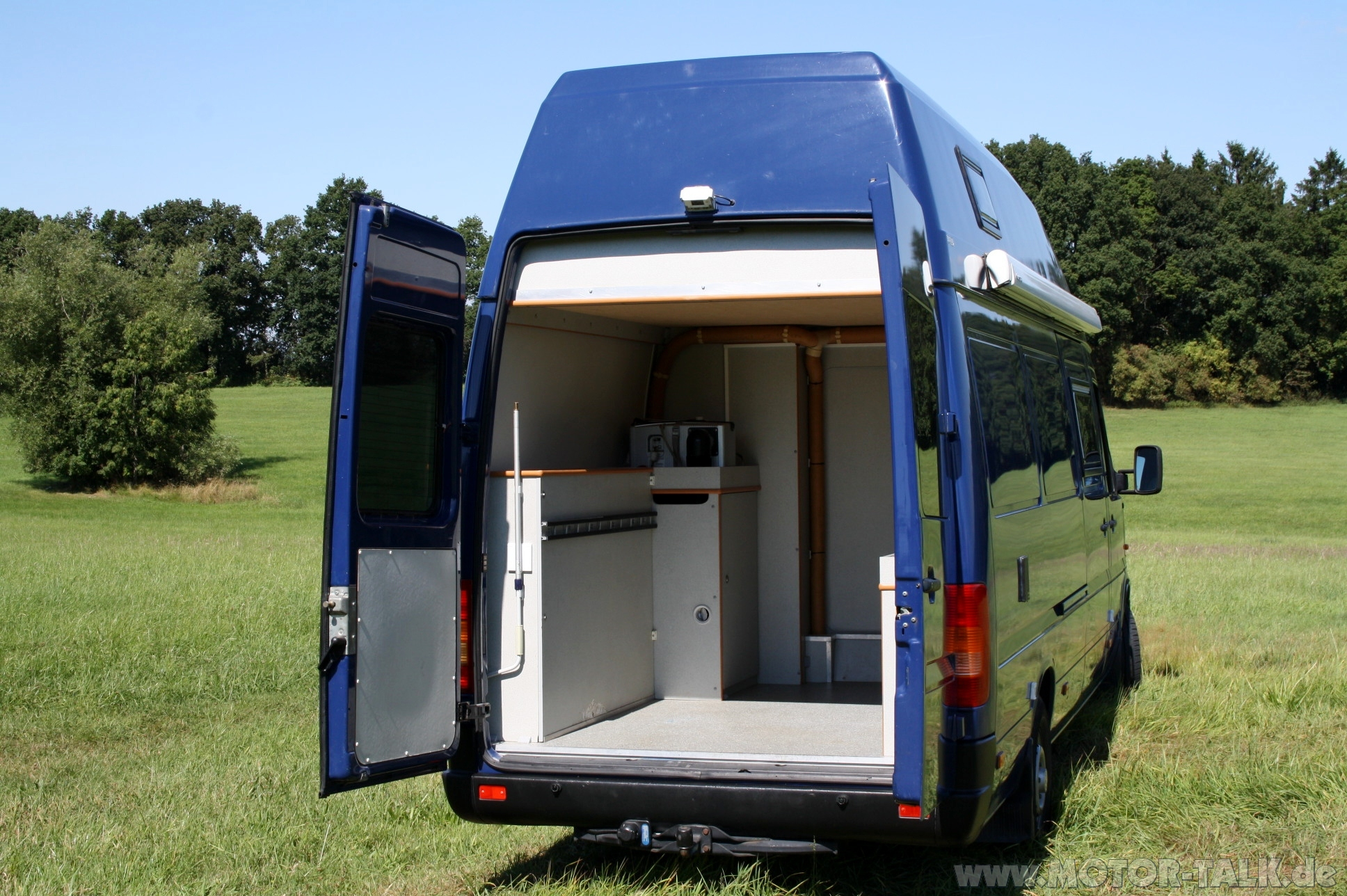 renntransporter vw lt 35 tdi sprinter wohnmobil. Black Bedroom Furniture Sets. Home Design Ideas