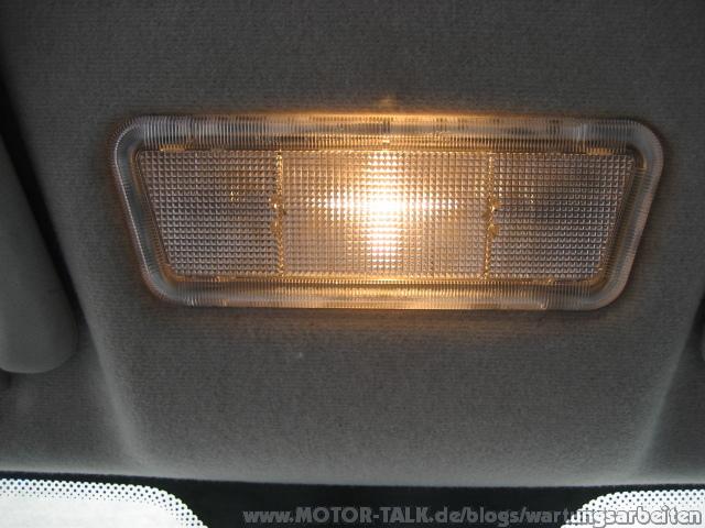 Bild #203347527 : Corsa C und seine Beleuchtung : Wartungsarbeiten ...