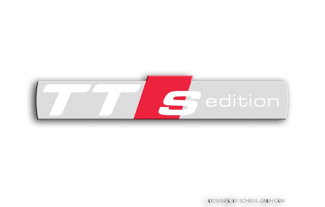 Tts-edition-emblem : Audi TT 8J TTS 2.0 TFSI Roadster Quattro von ...