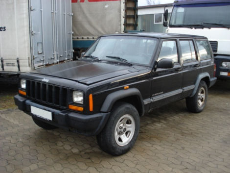verkaufe teile f jeep cherokee xj 2 5 td biete. Black Bedroom Furniture Sets. Home Design Ideas