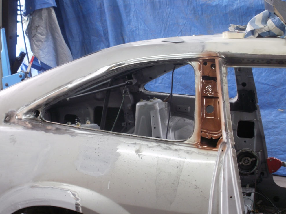 bild #203578680 : nissan 280zx - rust in peace! : tuning news