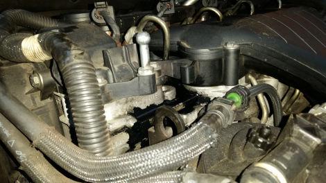 Mercedes  Cdi Motor Ef Bf Bdl