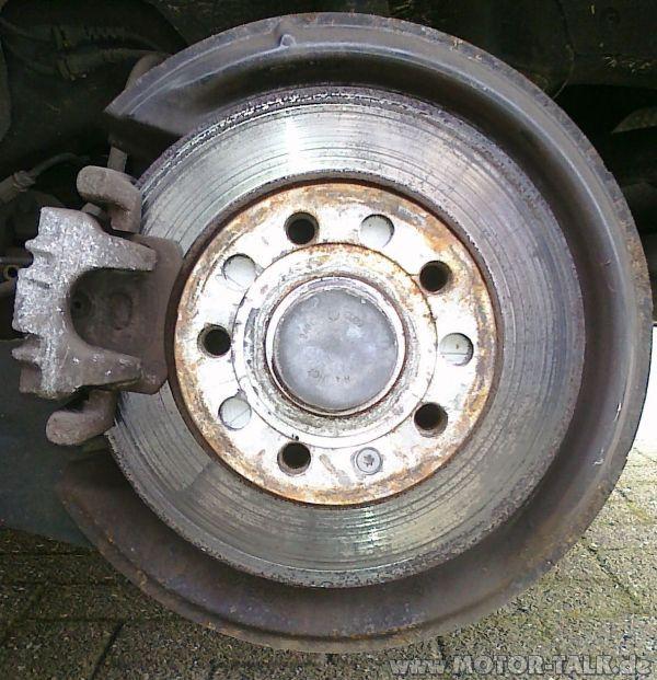 Bremsanlage Hinten Bremsbel 228 Ge Und Scheiben Hinten