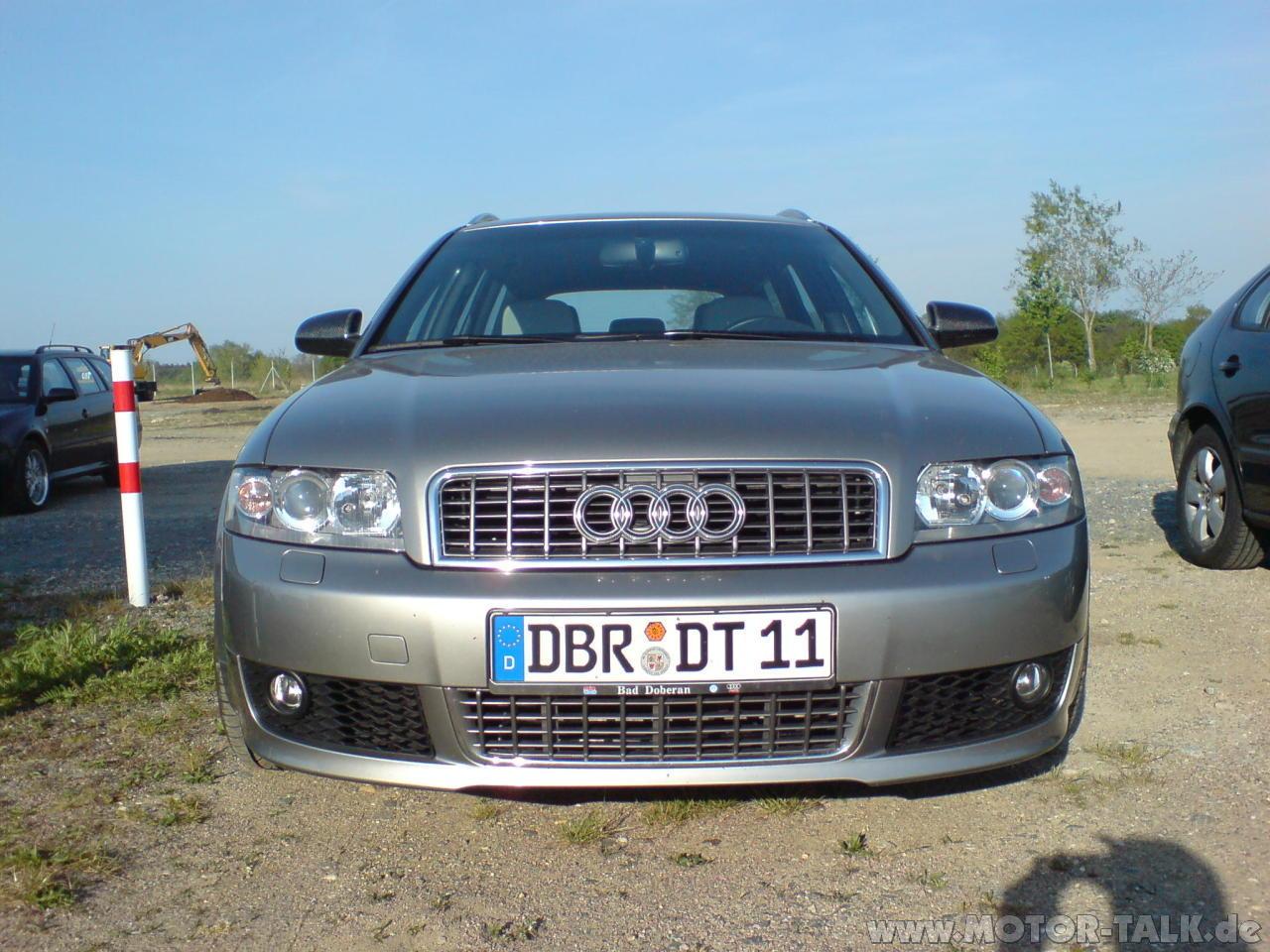 Dsc00070 S4 Grill An B6 Audi A4 B6 Amp B7 203387198