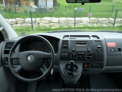 T5 Cockpit (Vorfacelift)