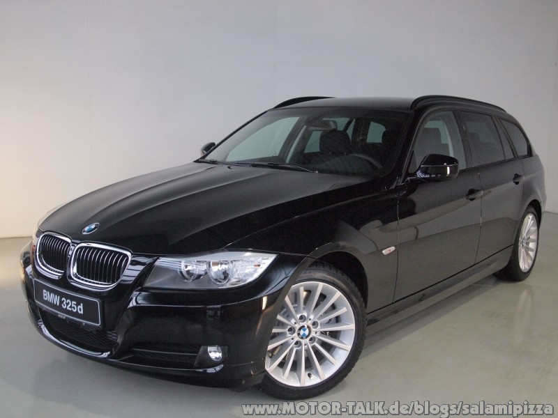 fahrbericht bmw 325d touring e91 salamipizza. Black Bedroom Furniture Sets. Home Design Ideas