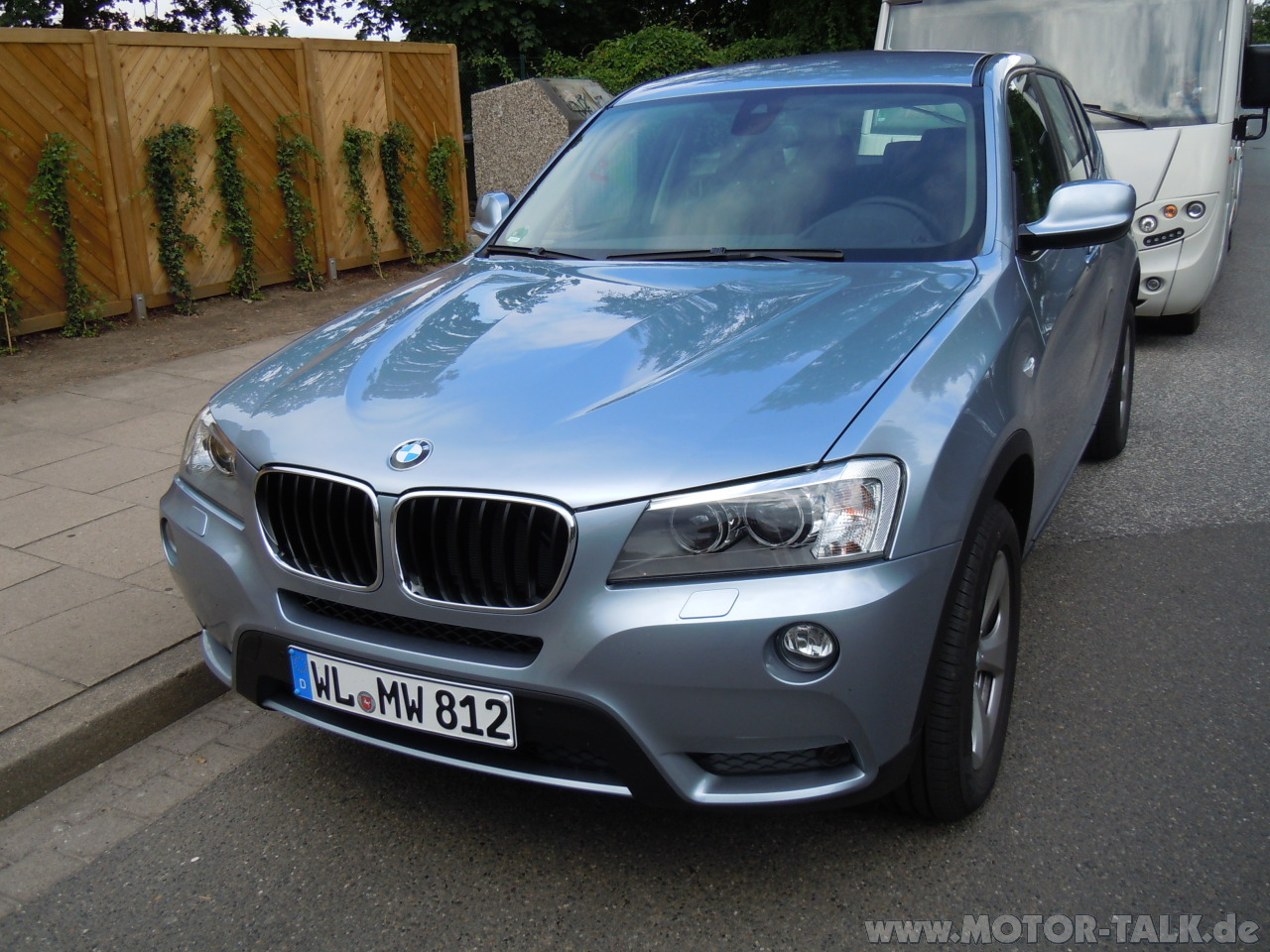 bmw x3 xdrive20d rechts bmw x3 f25 xdrive20d test. Black Bedroom Furniture Sets. Home Design Ideas