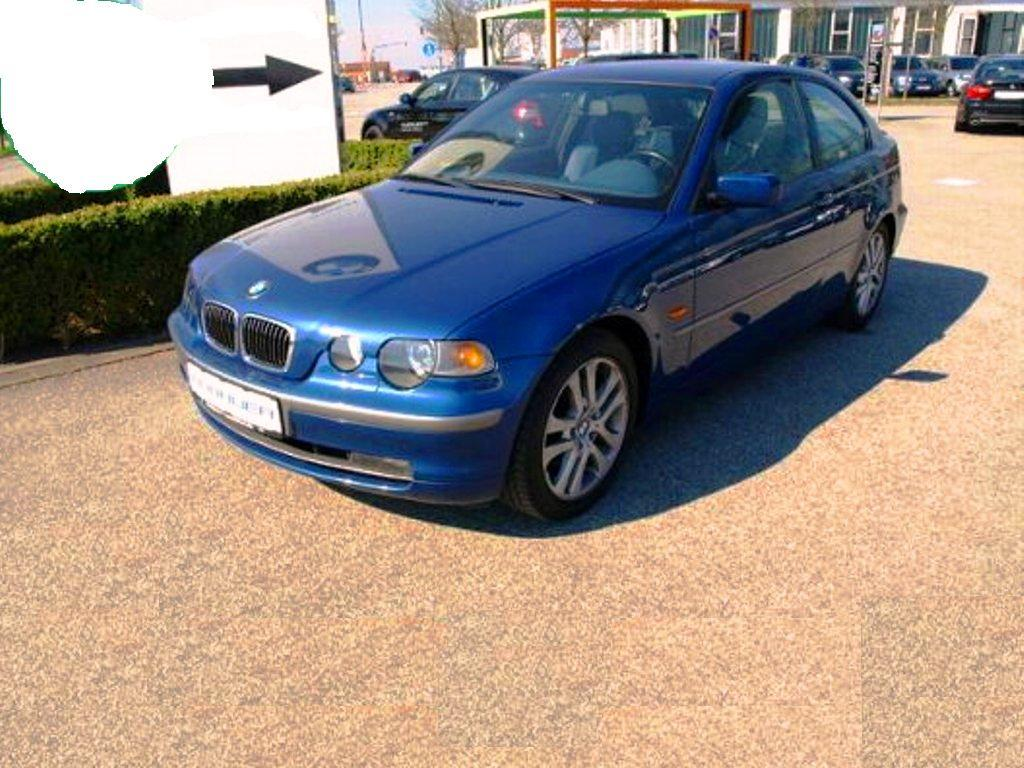 2003 BMW 325ti Compact E46 related infomation,specifications - WeiLi ...