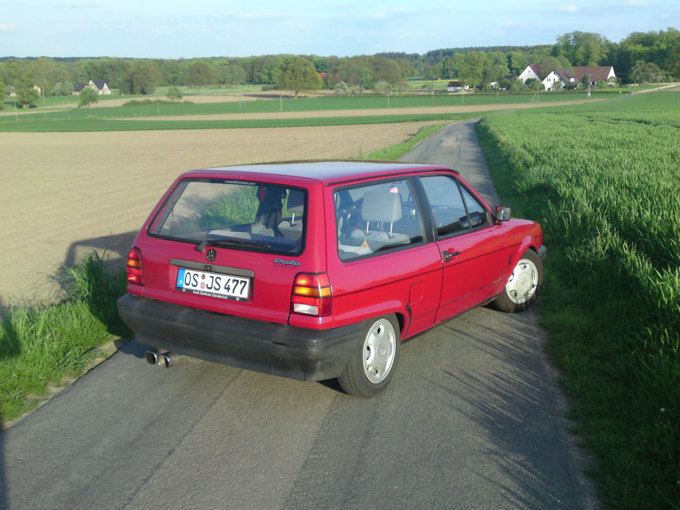 bild vw polo 86c - photo #37