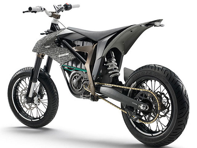 Ktm Freeride Motorcycle