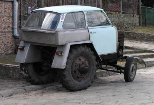 Russian-made Cars