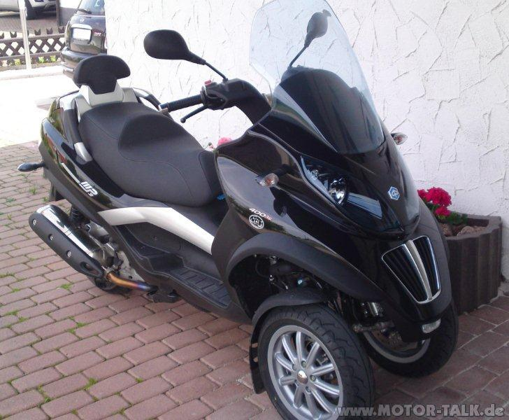 09062010203 piaggio mp3 motorroller 203416660. Black Bedroom Furniture Sets. Home Design Ideas