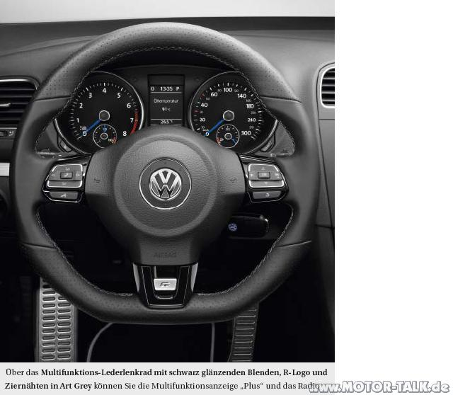 golf r lenkrad lenkrad golf r und tiguan mj 2010 vw. Black Bedroom Furniture Sets. Home Design Ideas