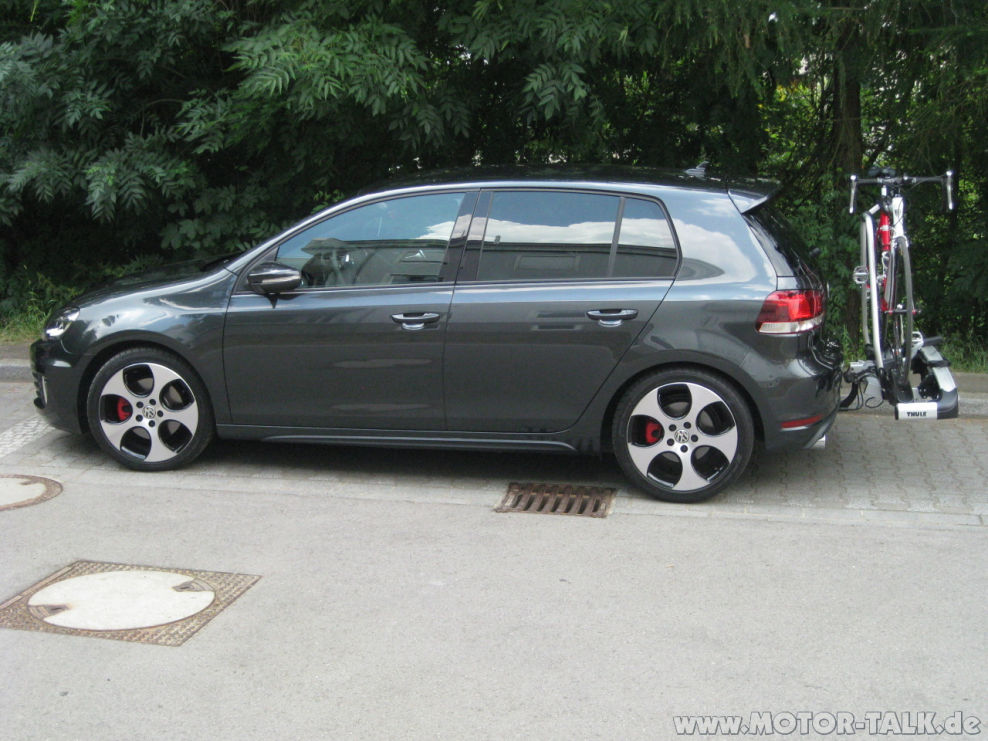 2010 07 03 01 golf 6 gti mit abnehmbarer anh ngerkupplung vw golf 6 203546189. Black Bedroom Furniture Sets. Home Design Ideas