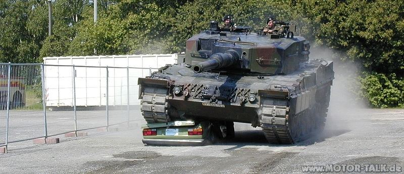 Panzer Auto