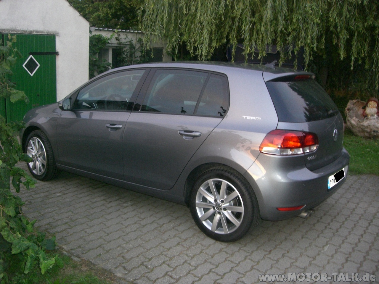 golf 6 united grey 3 volkswagen golf vi 1k 1 4 tsi von basti19801 fahrzeuge 203515432. Black Bedroom Furniture Sets. Home Design Ideas