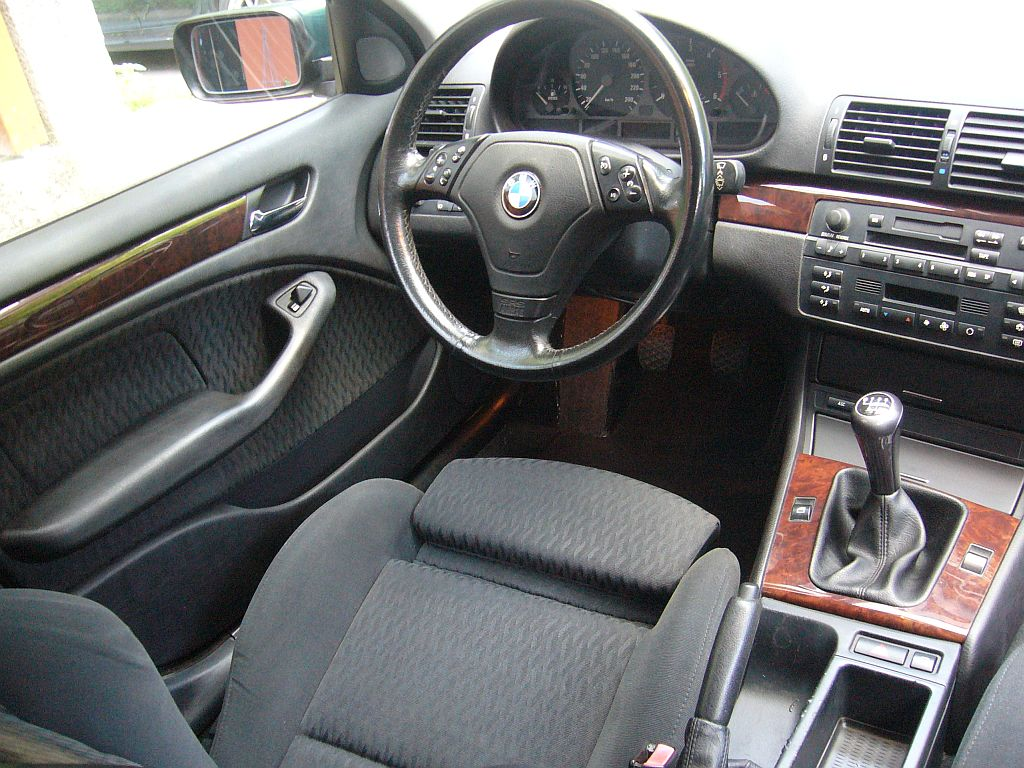 bmw sportsitze e46 stoff schwarz vfl in flock raute. Black Bedroom Furniture Sets. Home Design Ideas
