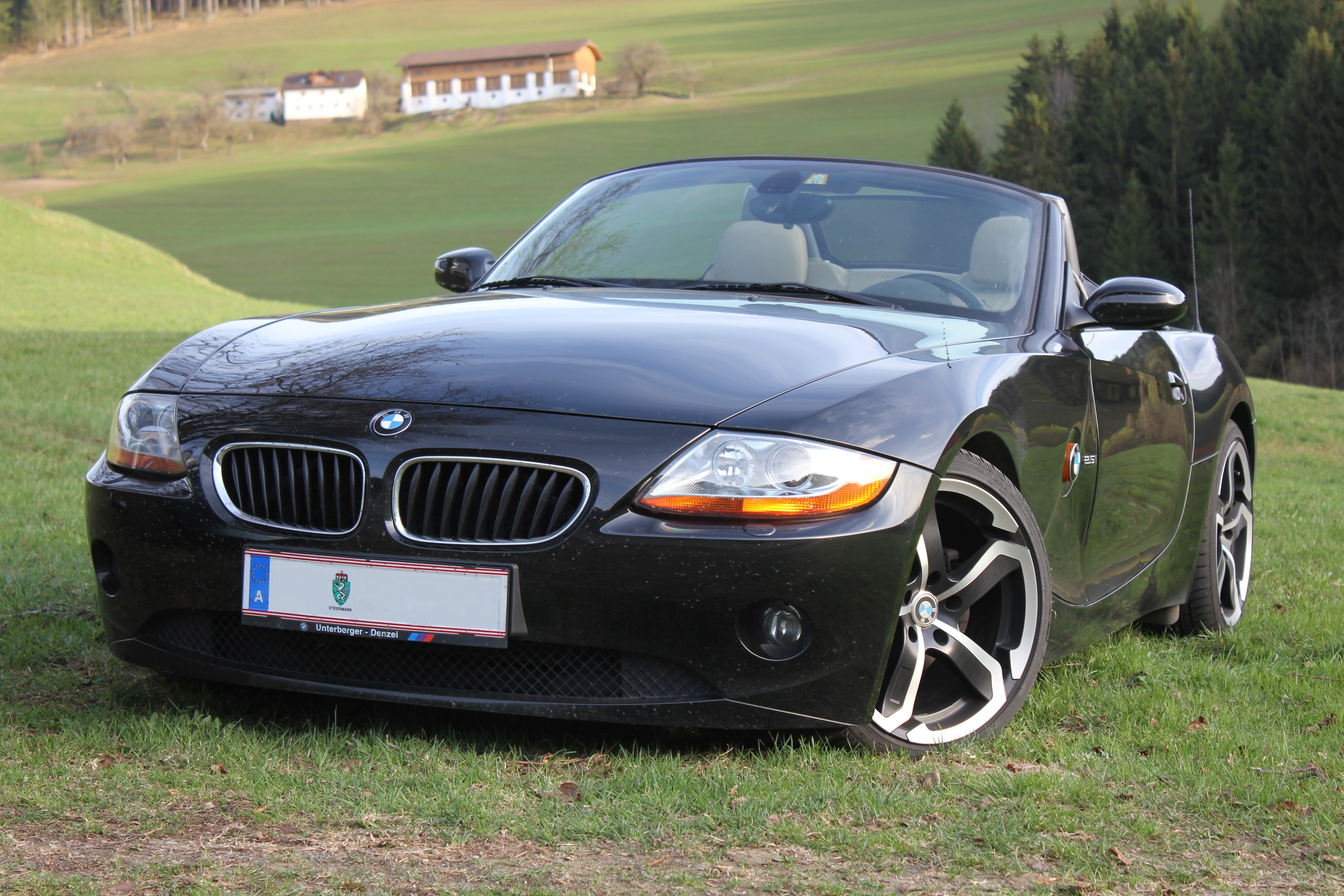 2005 Bmw Z4 2 5i E85 Related Infomation Specifications