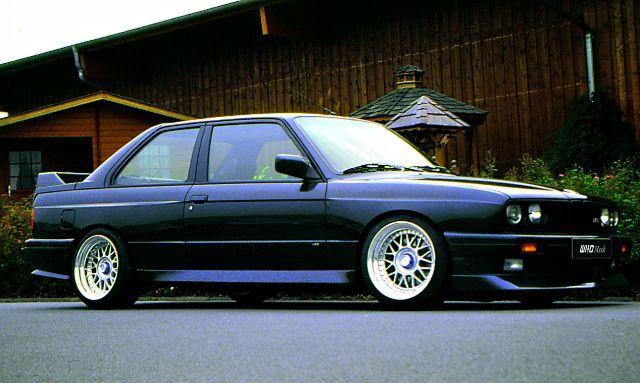 bmw m3 e30 evo. BMW 3er E30 M3 Sport Evolution