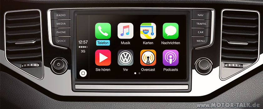 appconnect carplay de 840x350 app connect funktionen vw touran 2 208505053. Black Bedroom Furniture Sets. Home Design Ideas