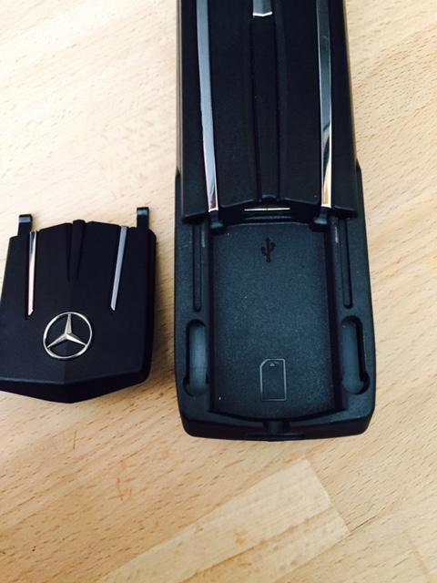 Mercedes Komfort Telefonie Iphone