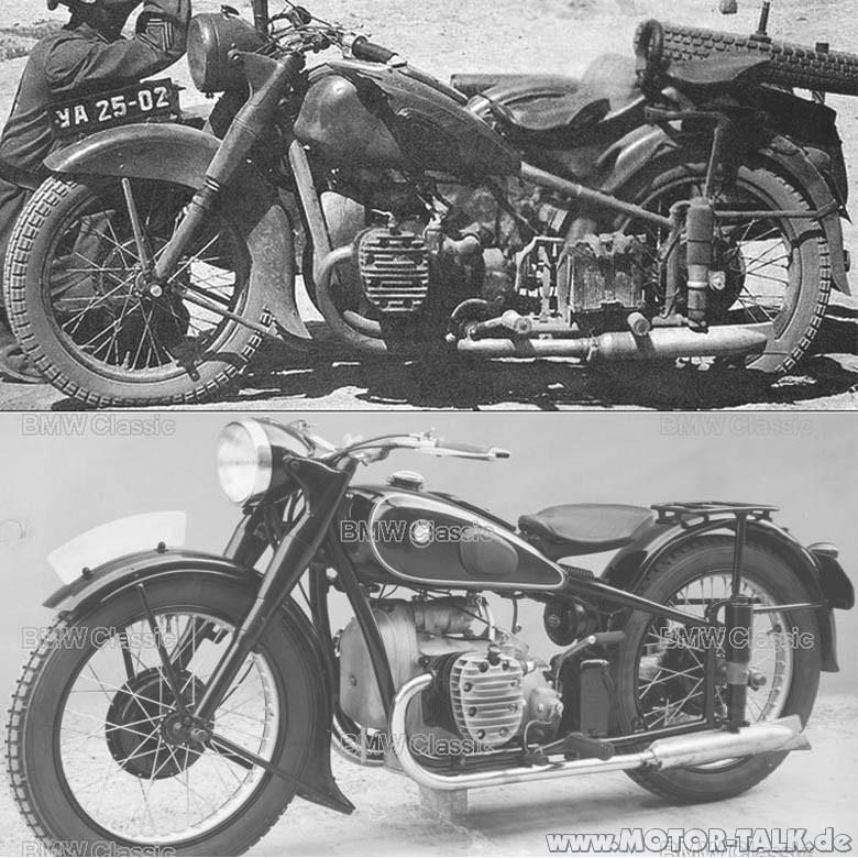 Compare2b Alte Bmw R71 Motorrad Oldtimer 203184750