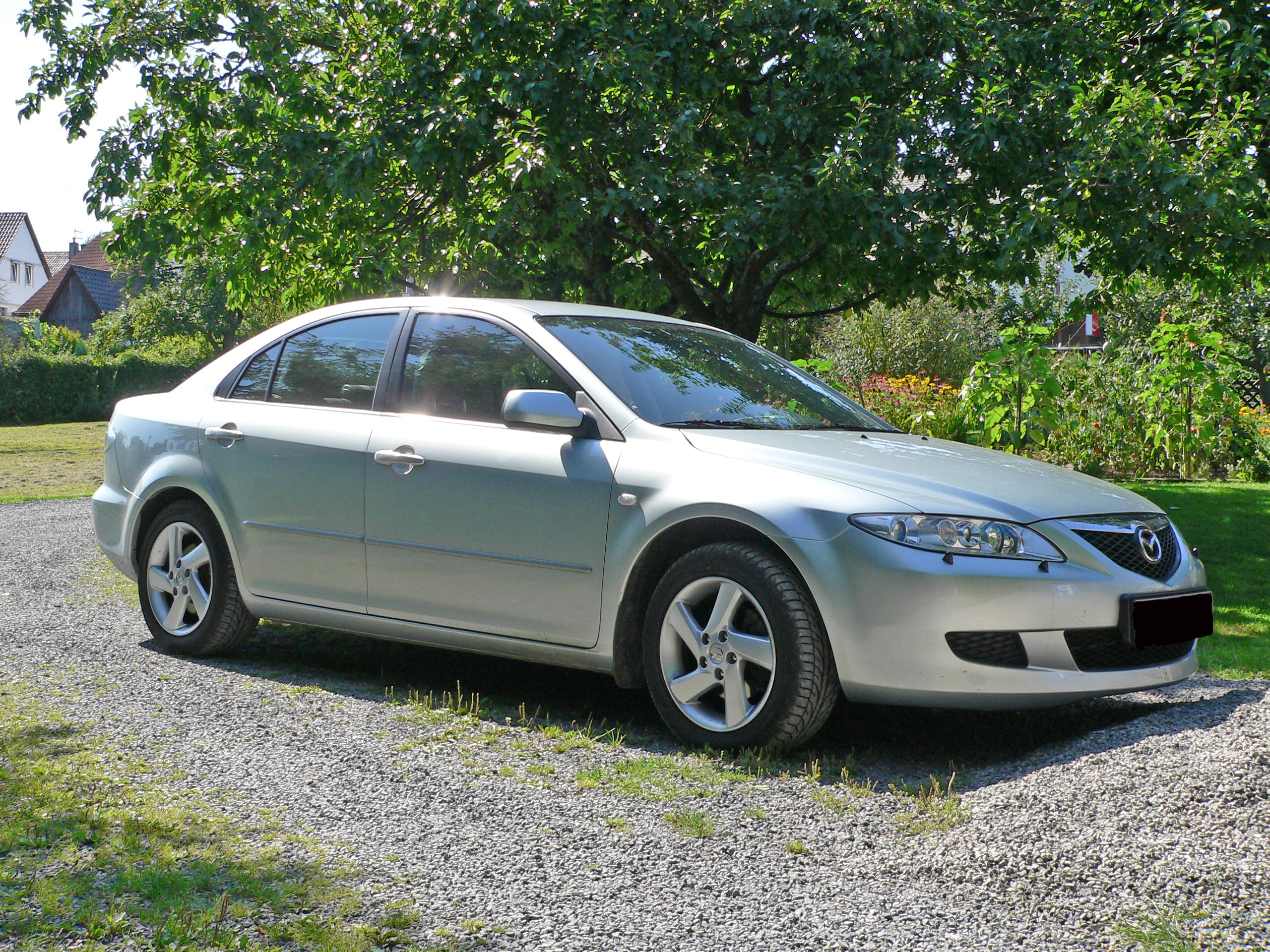 2001 mazda 6 sport mzr automatic related infomation. Black Bedroom Furniture Sets. Home Design Ideas