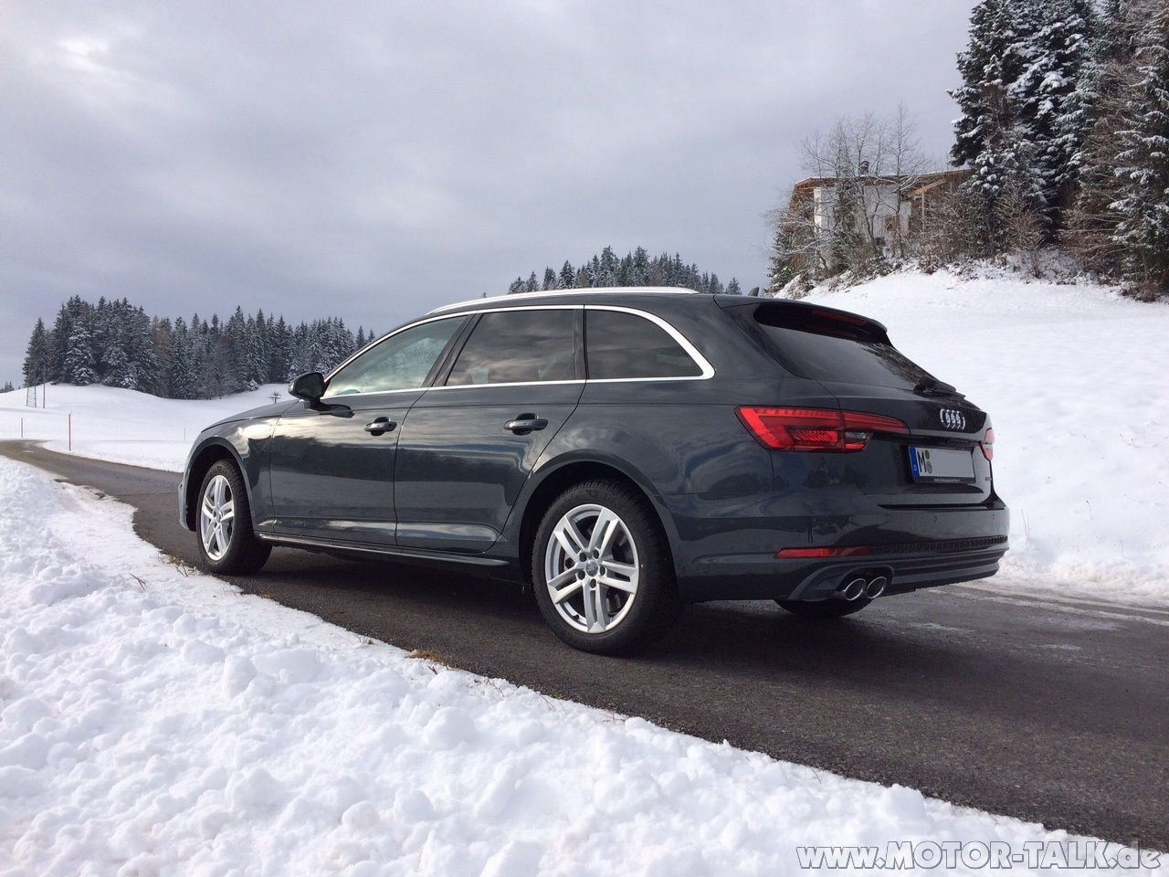 Audi A4 Review  Auto Express