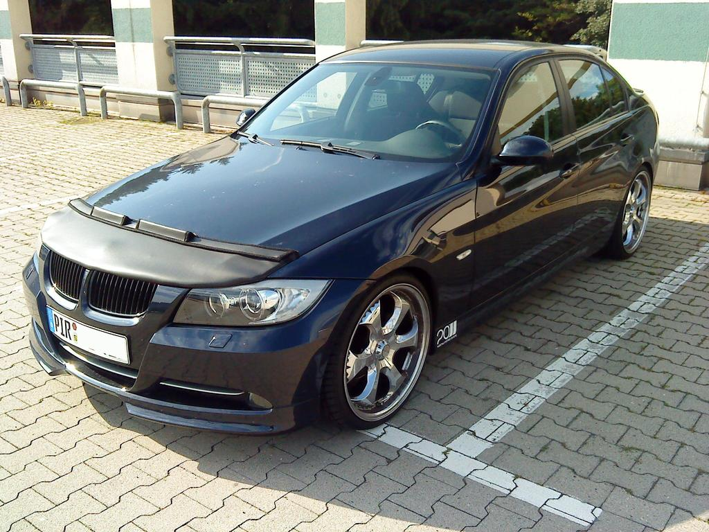 2007 bmw 318d e90 related infomation specifications weili automotive network. Black Bedroom Furniture Sets. Home Design Ideas