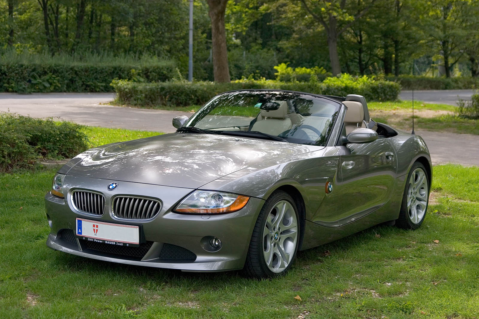 2002 Bmw Z4 3 0i E85 Related Infomation Specifications