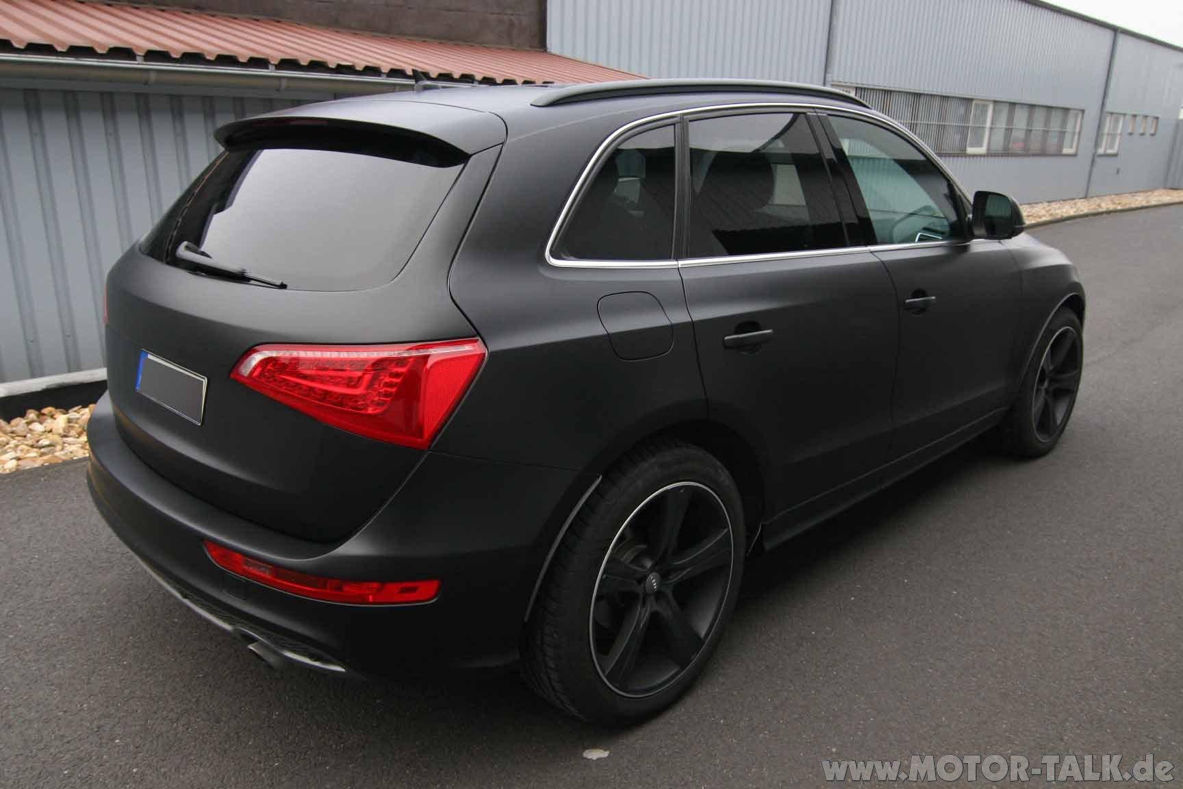 Img 4891 Q5 Schwarz Matt Audi Q5 203269799